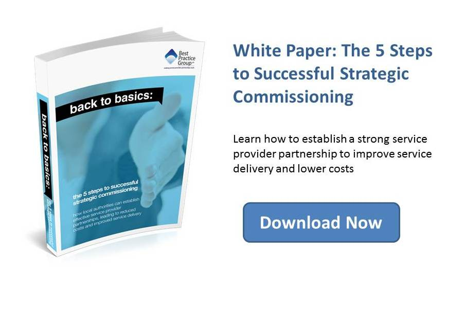 Strategic Commissioning
