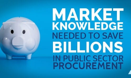 Crown Commercial Services Chief says more commercial expertise is needed to save billions in public sector procurement