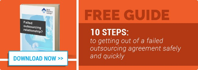 Free Ebook Download: Failed Outsourcing