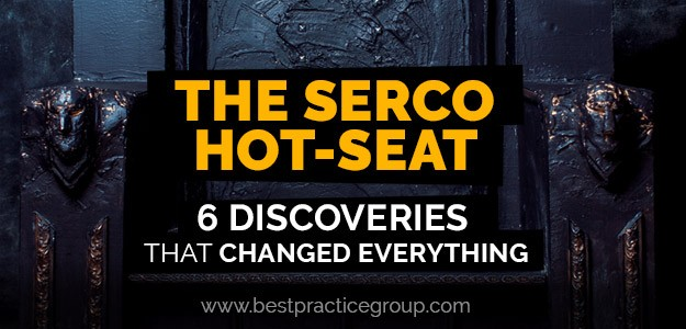 The 6 discoveries that changed everything for Rupert Soames at Serco