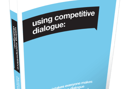 Using Competitive Dialogue Guide