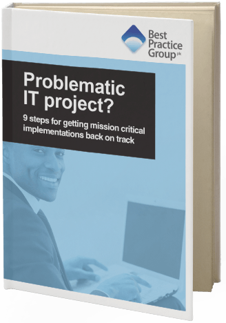 problematic IT project
