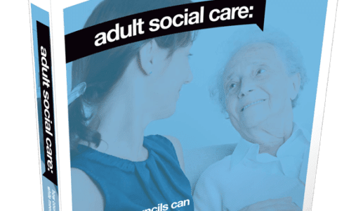 Adult Social Care White Paper 570x800